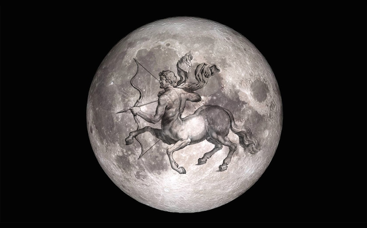 Luna Piena in Sagittario_The Artist of Divination
